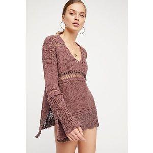 Free People Boho Belong To You Sweater
